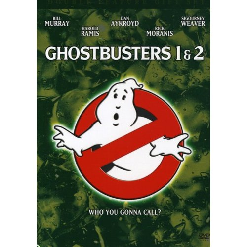 Ghostbusters 1 And 2 Giftset (With INSTAWATCH) (Widescreen)