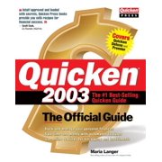 Quicken (R) 2003 : The Official Guide (2003) (2003)