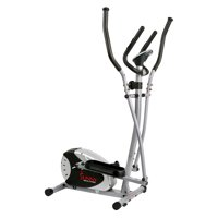 Sunny Health Fitness Magnetic Elliptical w/Heart Rate Monitoring - SF-E905