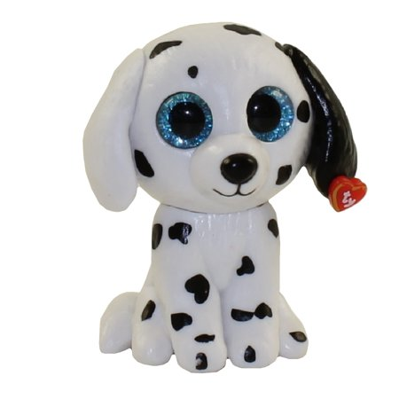 TY Beanie Boos - Mini Boo Figures Series 3 - FETCH the Dalmatian Dog (2 inch)