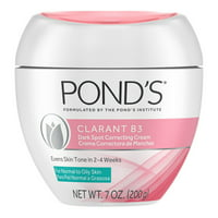 Pond's Clarant B3 Normal to Oily Skin Dark Spot Corrector, 7 oz