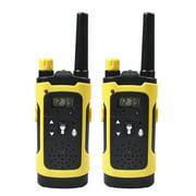 Tailored 2Pcs Wireless Walkie Talkie Kids Electronic Toy Portable Long Reception Distance