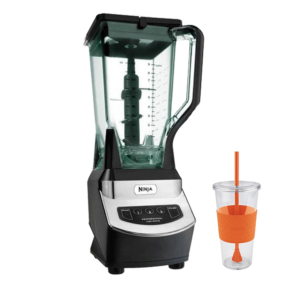 Euro-Pro Ninja Professional Blender with Copco Eco First Tumbler Togo Cup Mug