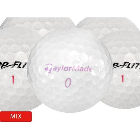 Bridgestone Golf Golf Balls, Assorted Colors, Used, Near Mint Quality, 108 Pack