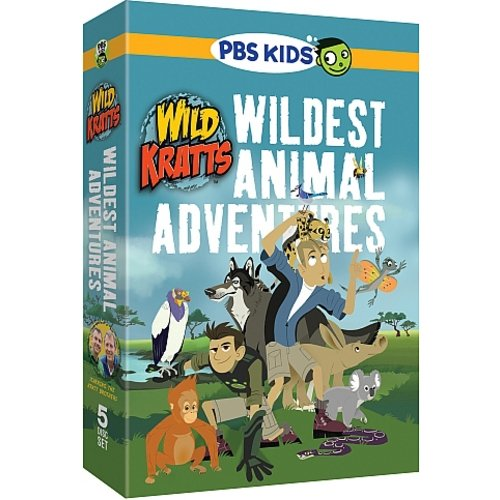 Wild Kratts: Wildest Animal Adventures - Walmart.com