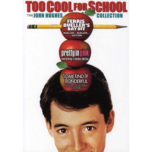 Too Cool For School Collection: Ferris Beuller / Pretty In Pink / Some Kind Of Wonderful (Widescreen)