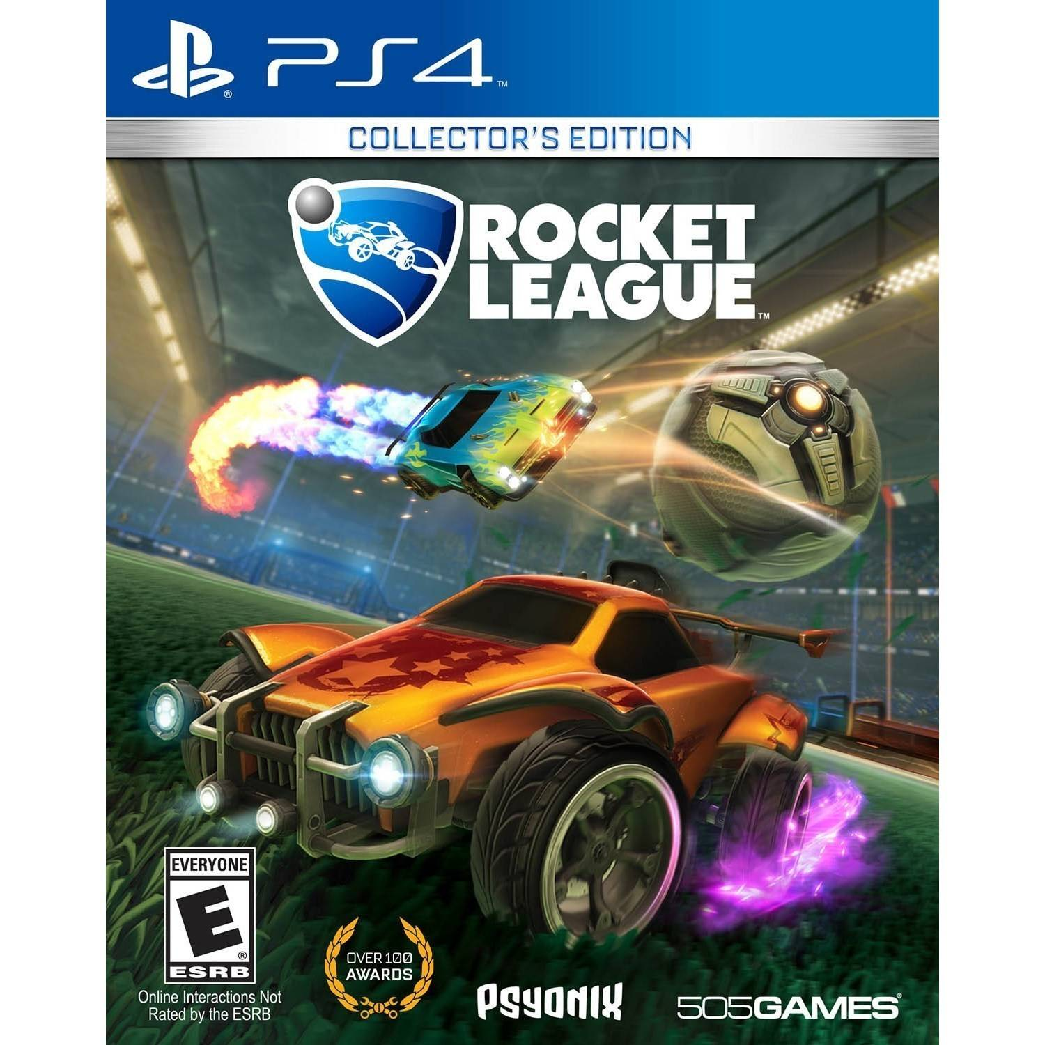 Rocket League Collector's Edition (Playstation 4) by Psyonix