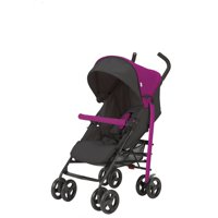 Urbini Lightweight Travel Folding Multi Position Recline Pushchair (Viola)