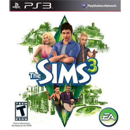 Electronic Arts The Sims 3 (PS3) - The Sims 3 Halloween