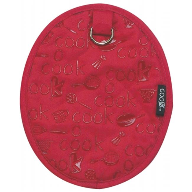 Kay Dee Designs Silicone Potholder - Pack of 6