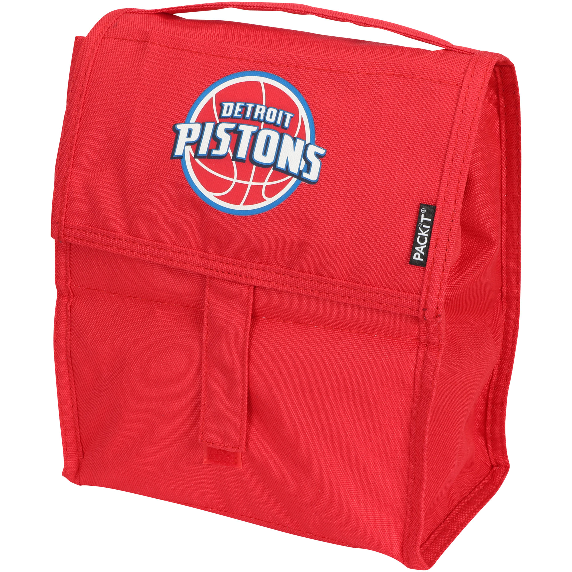 Detroit Pistons PackIt Lunch Box - No Size