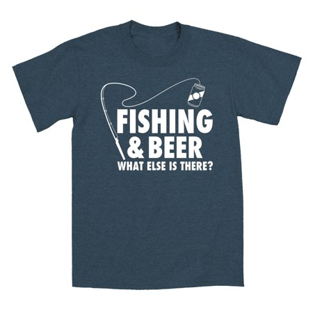 437b420ba USA Screen Print Direct - Fishing & Beer What Else Is There Drinking ...
