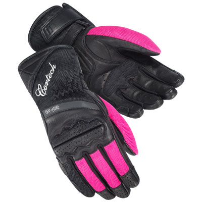 Cortech GX Air 4 Womens Gloves Pink