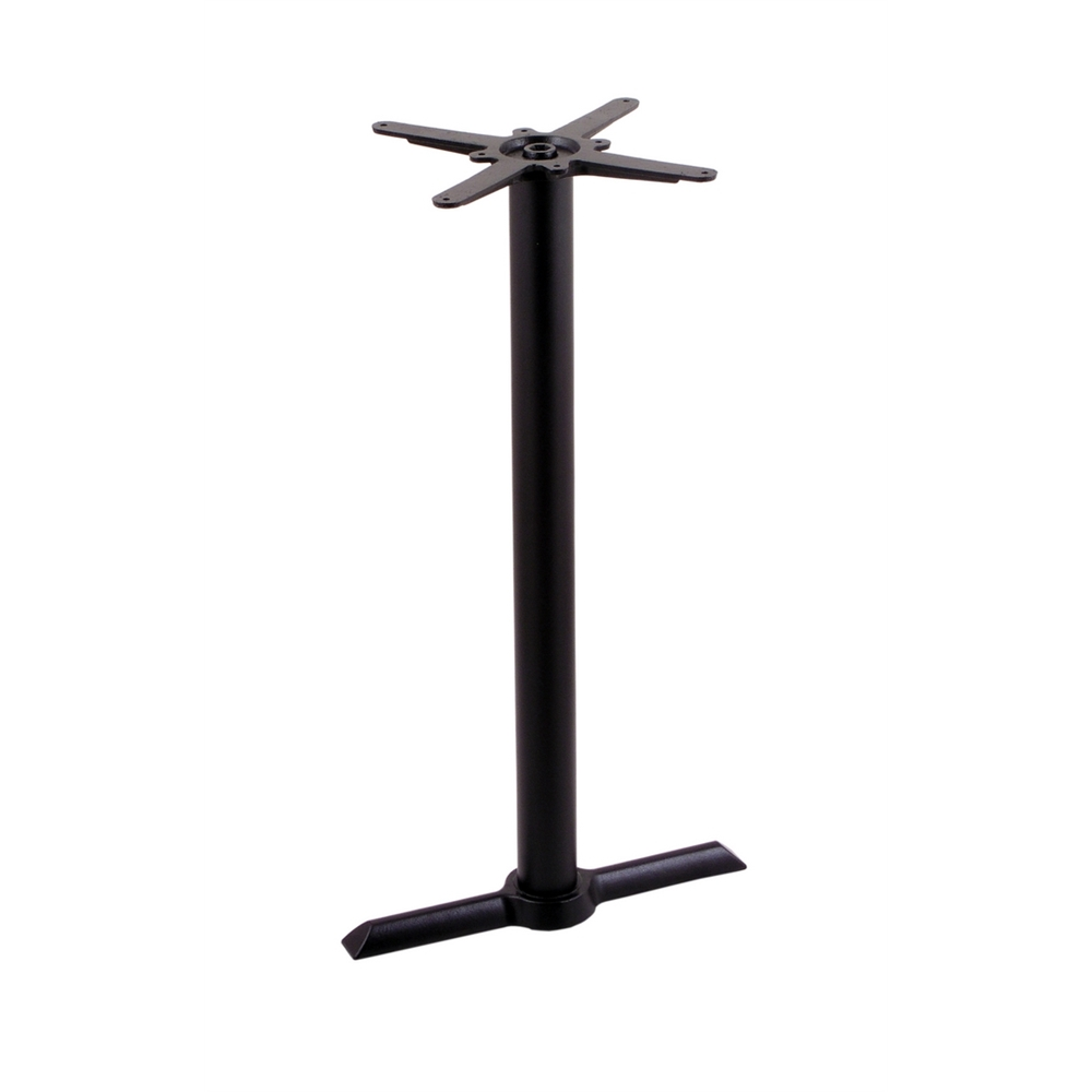 211eb Black Cast Iron Counter Height Base With 22 Quot Foot By