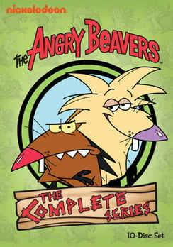 Angry Beavers: The Complete Series (DVD) by Shout! Factory