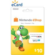 Nintendo eShop $10 (Digital Download)