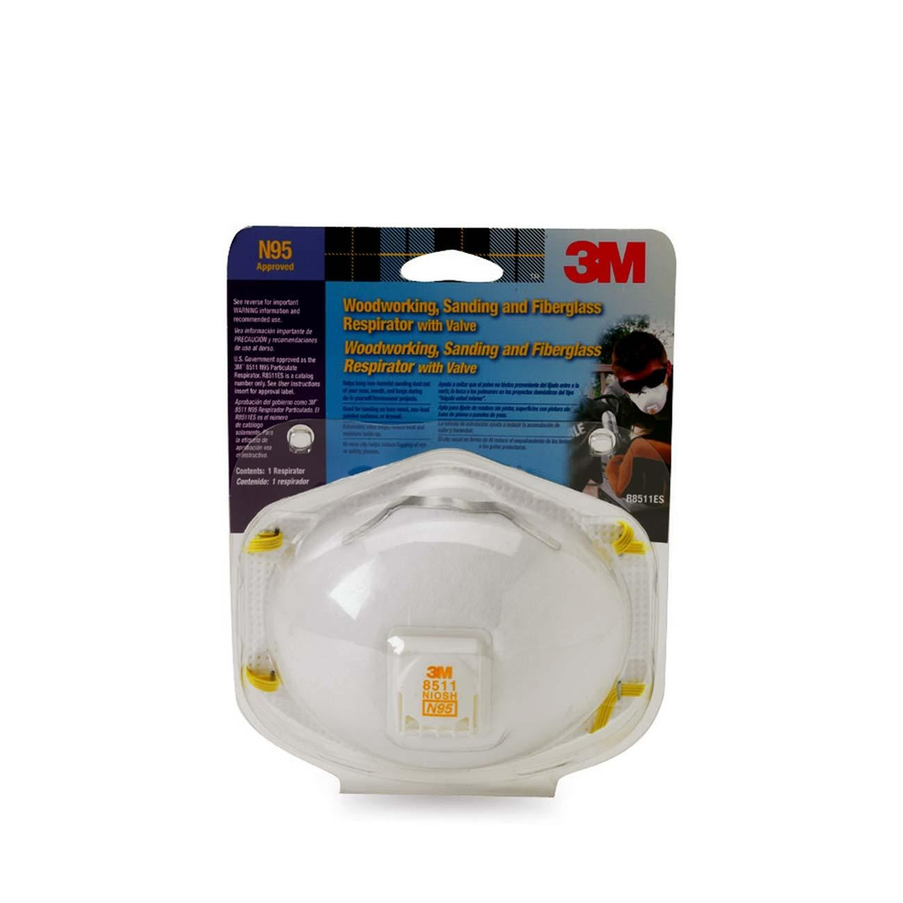 N95 Particulate Respirator by 3M