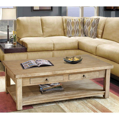 Casual Elements Lodge Coffee Table