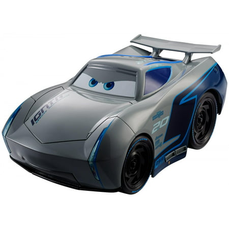 disney pixar cars 3 funny talkers jackson storm vehicle. Black Bedroom Furniture Sets. Home Design Ideas