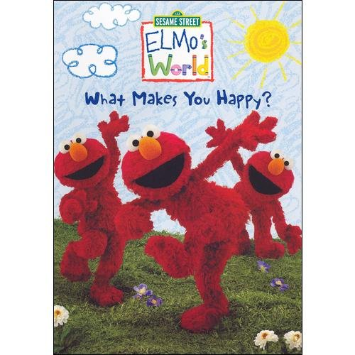 Elmo's World: What Makes You Happy? (Full Frame)