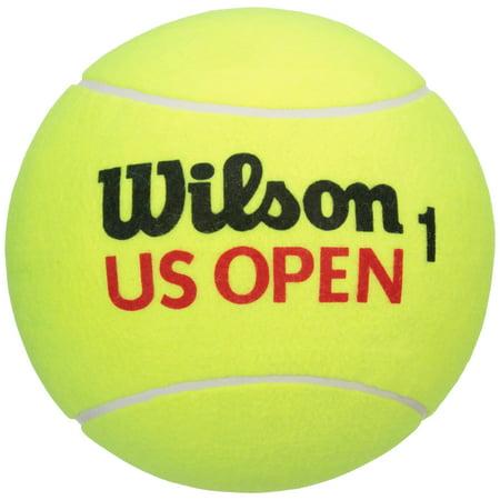 Wilson US Open Official Giant Tennis Ball (Babolat French Open All Court Tennis Balls)