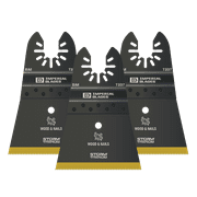 """Imperial Blades One Fit™ 1-3/8"""" Standard Wood & Nails Blade, 3PC"""
