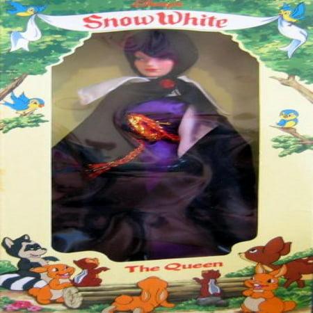 Vintage Disney Snow White the Evil Queen 12