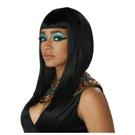 Halloween Adult Angular Cleopatra Wig