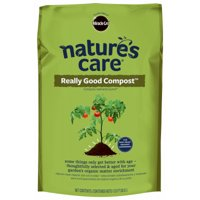 2PK Miracle-Gro Nature's Care CUFT Really Good Garden Compost