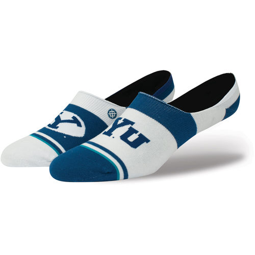 Men's Stance BYU Cougars Super Invisible Socks