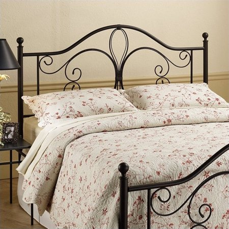 Milwaukee King Bed, Antique Brown (Component)