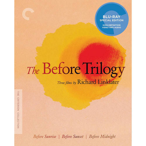 The Before Trilogy (Criterion Collection) (Blu-ray)
