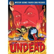 Mystery Science Theater 3000: The Undead by Gaiam Americas