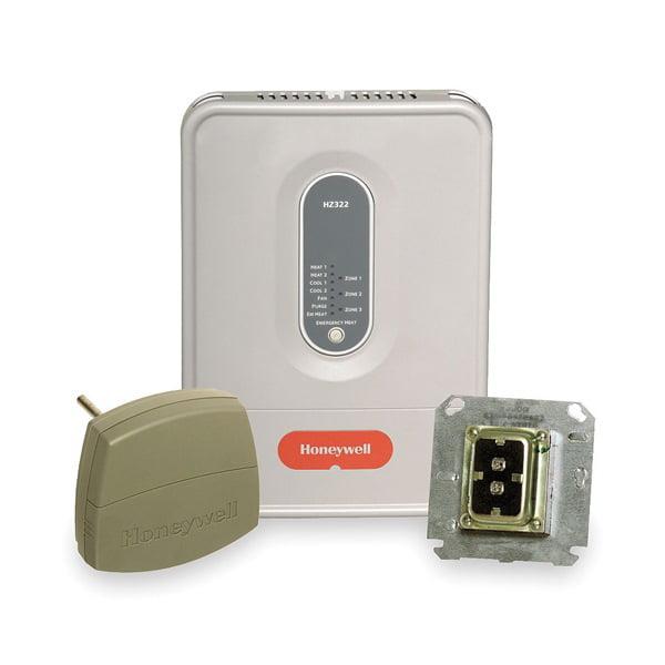 Zone Control Kit, 3 Zone, Output Amps 10VA