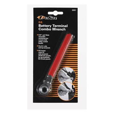 Deka Oe Battery Terminal Combo Wrench 2pack