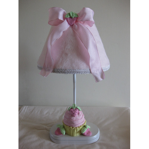 Silly Bear Lighting Yummy Cupcakes 16'' H Table Lamp with Empire Shade