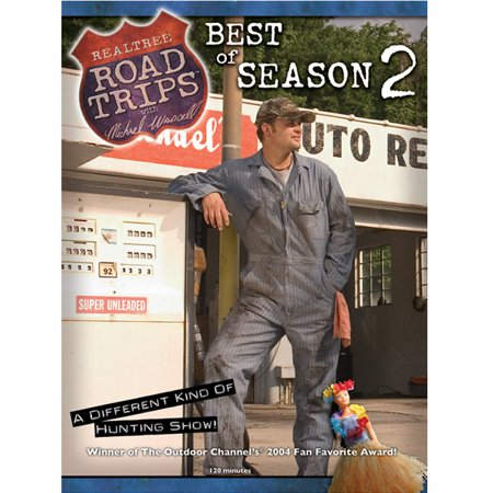 Realtree Road Trips DVD- Best of Season 2