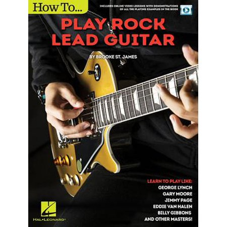 How to Play Rock Lead Guitar ()
