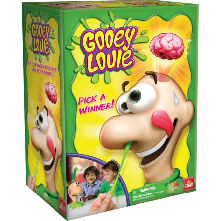 Goliath Games Gooey Louie Game for $<!---->