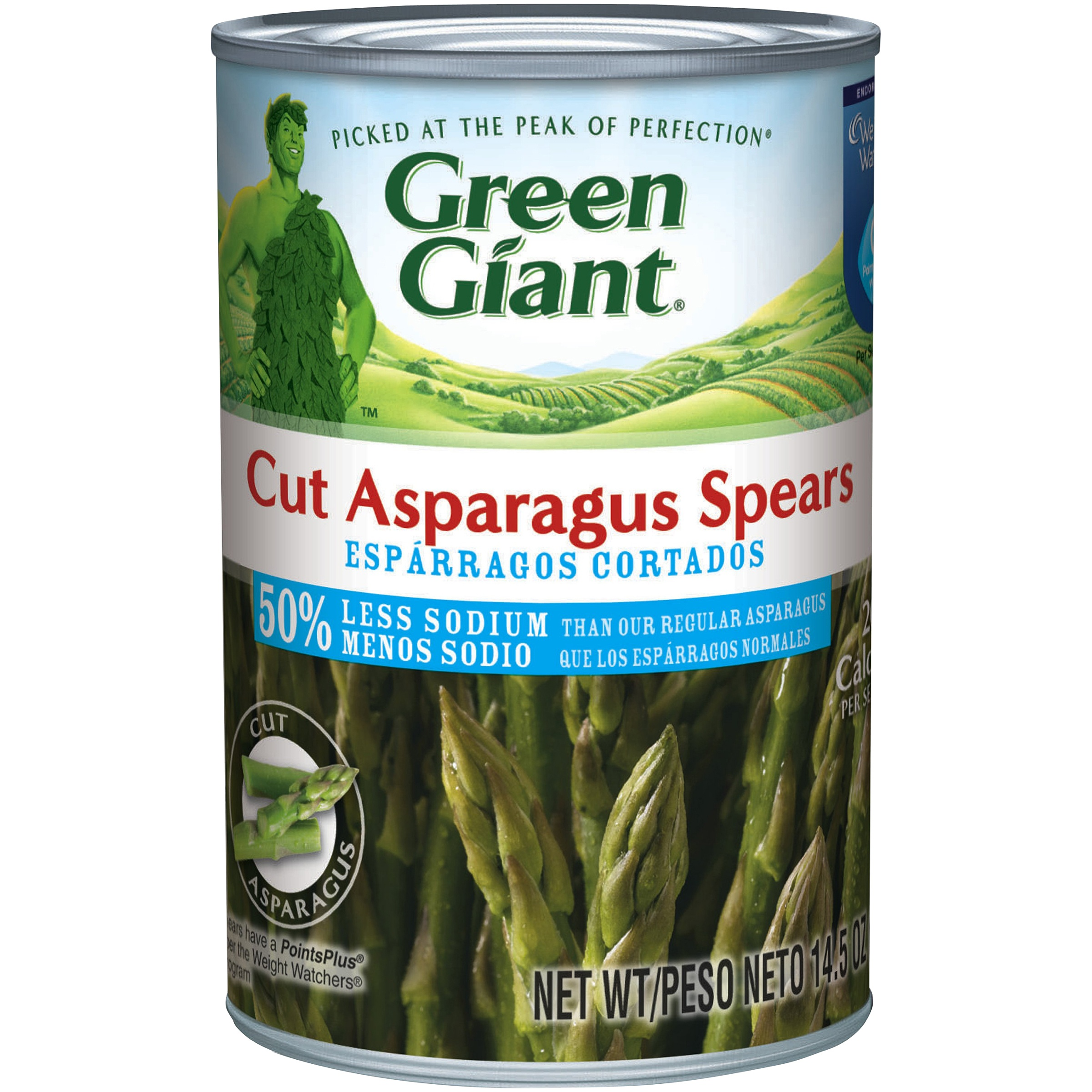 Green Giant Cut Asparagus Spears, 14.5 OZ
