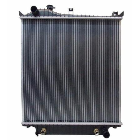 2816 RADIATOR FOR FORD MERCURY FITS EXPLORER MOUNTAINEER 05 Ford Explorer Radiator
