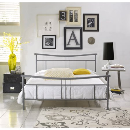 Metal And Wood Bed Frames wooden bed frames