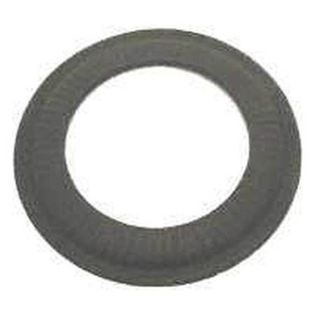 New Gray Metal 8-605 8 Inch Black Stove Pipe Heavy 24 Gauge Collar Trim Ring, 8 INCH COLLAR TRIM RING HEAVY 24 GAUGE BLACK BRAND NEW!!! By Generic