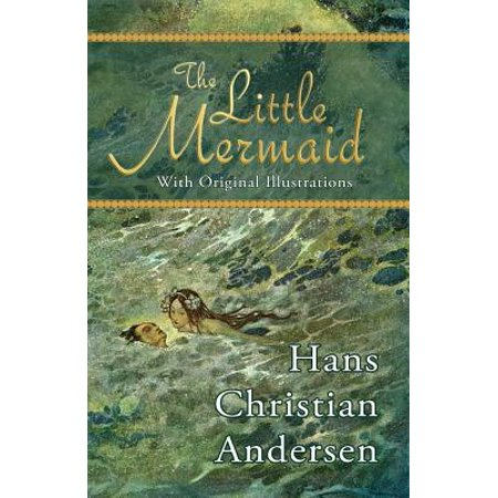 The Little Mermaid (with Original Illustrations) (Paperback)
