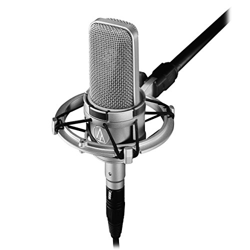 Audio-Technica AT4047 SV Cardioid Condenser Microphone by Audio-Technica