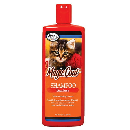 Magic Coat Deodorizing (Magic Coat Cat Tearless Shampoo, 12-Ounce )
