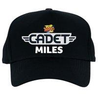 Top Wing Cadet Black Baseball Hat