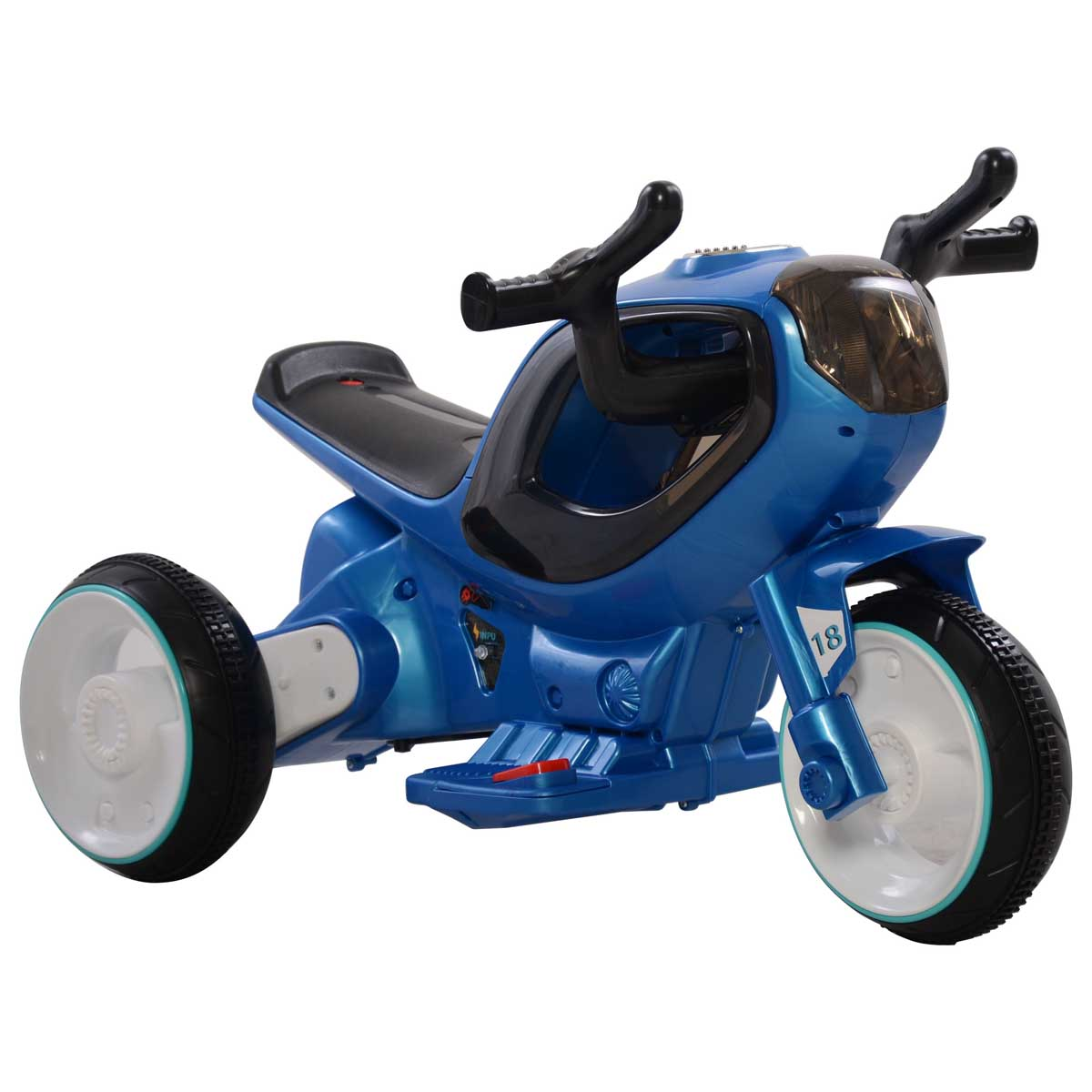 Cycle Force 6 Volt Powered Ride On Tricycle