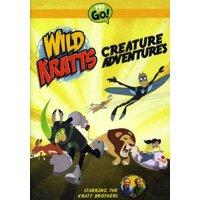 Wild Kratts: Creature Adventures (DVD)