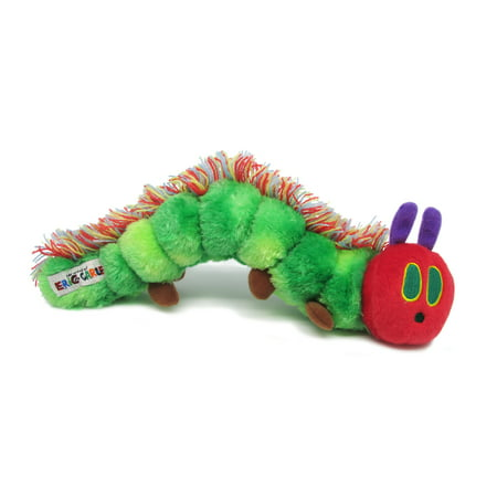 The World of Eric Carle The Very Hungry Caterpillar Bean Bag Plush - Hungry Little Caterpillar